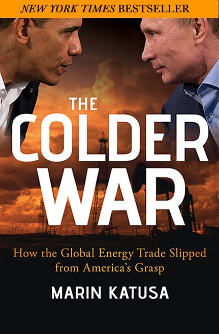 book cover the colder war