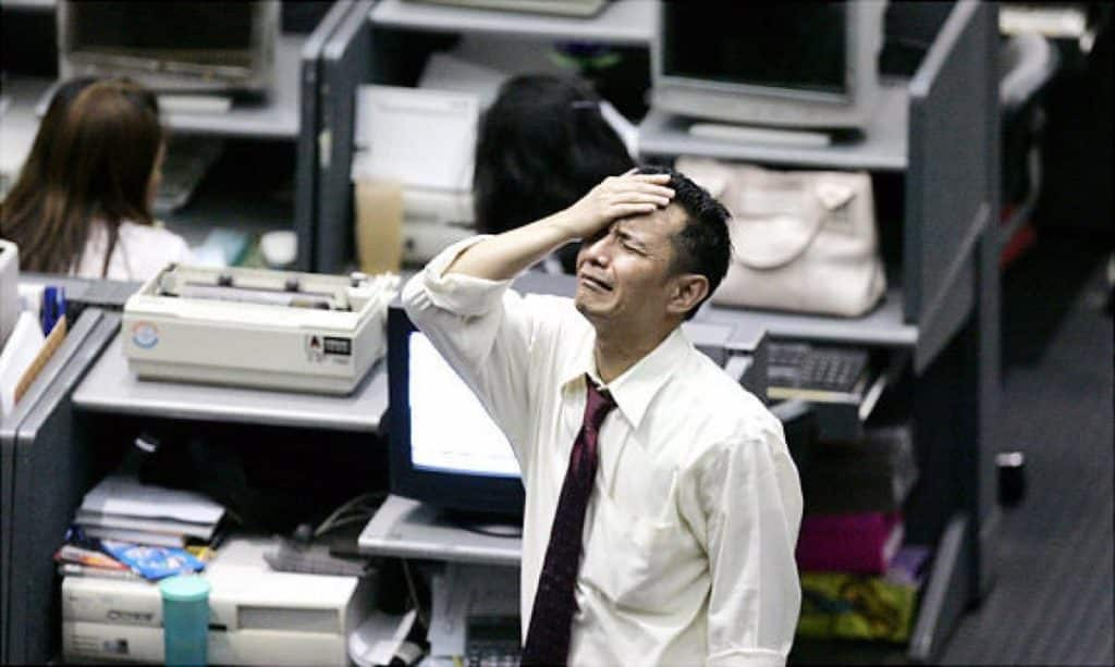 China Stock Market Bubble