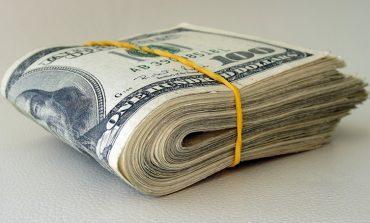 Wad of usd bills
