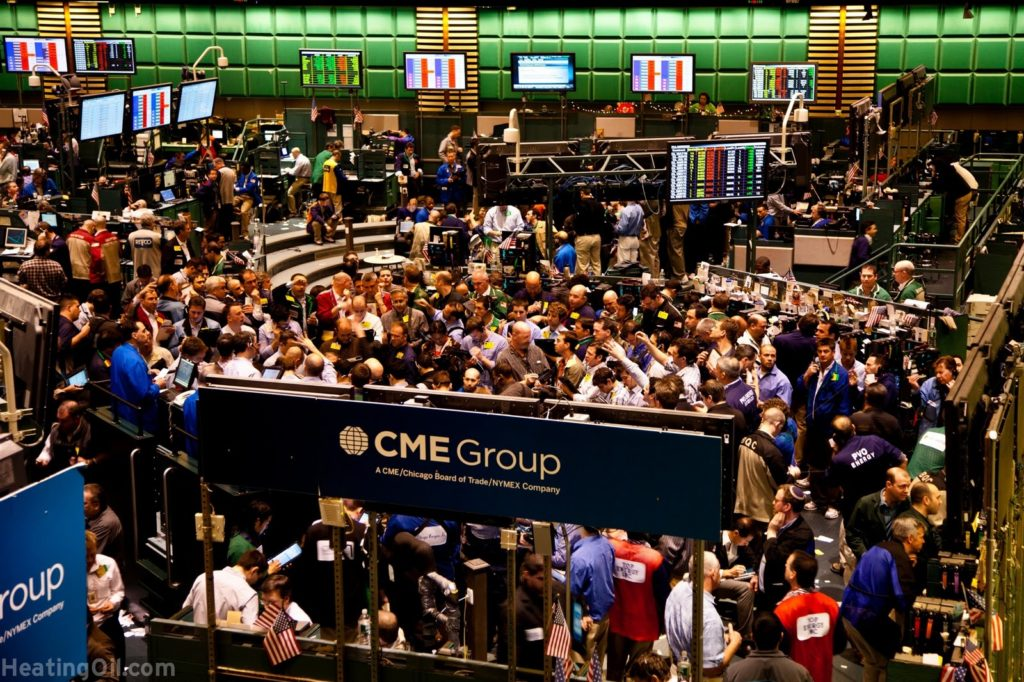 Gold stocks rally at cot cftc trading pit