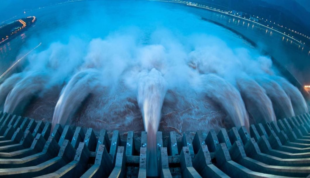 Volatility - Yangtze River Three Gorges Dam
