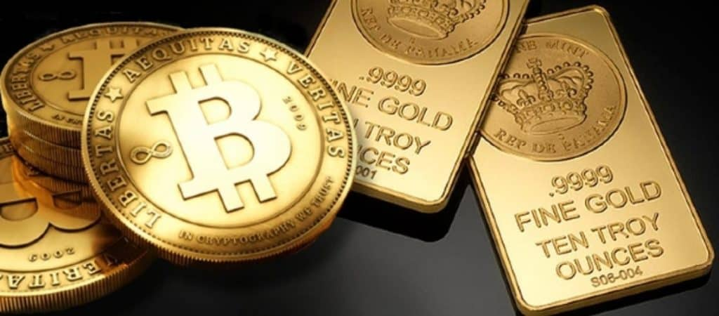 Is Bitcoin Killing Gold?