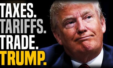 Trump Taxes, Tariffs, Trade