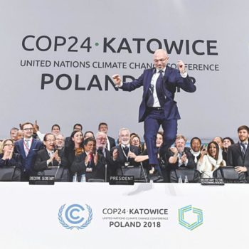 climate change cop24 stage