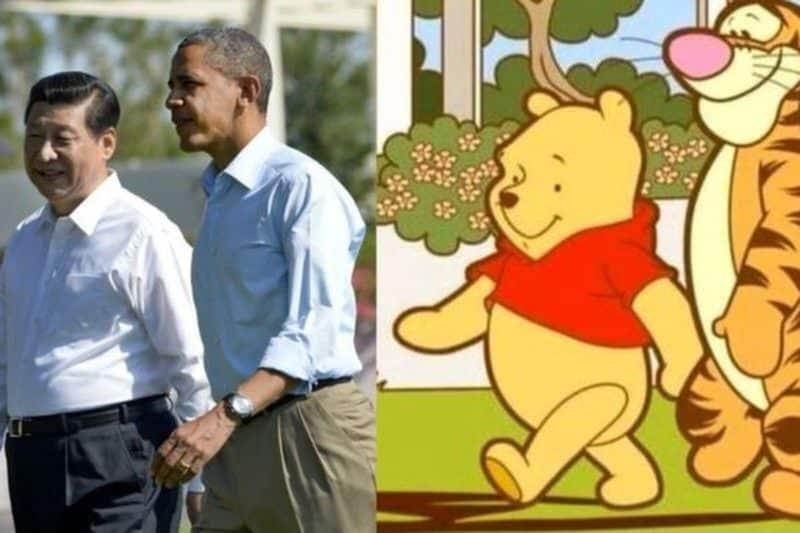 Obama Xi Pooh Joke