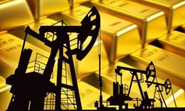 Saudi Oil and Gold Prices