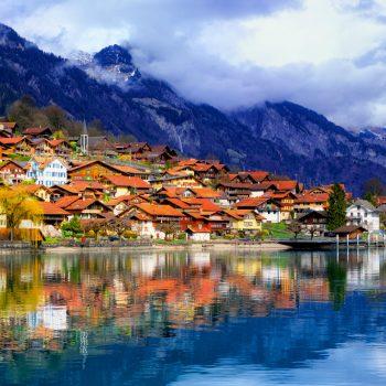 Switzerland Waterfront picture