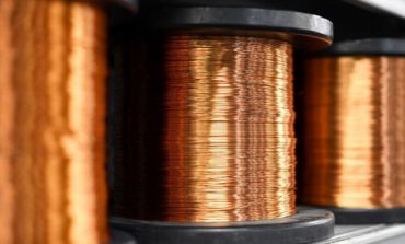 3 Copper Barometer