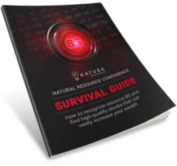 VRIC Vancouver Resource Investment Conference Survival Guide Book