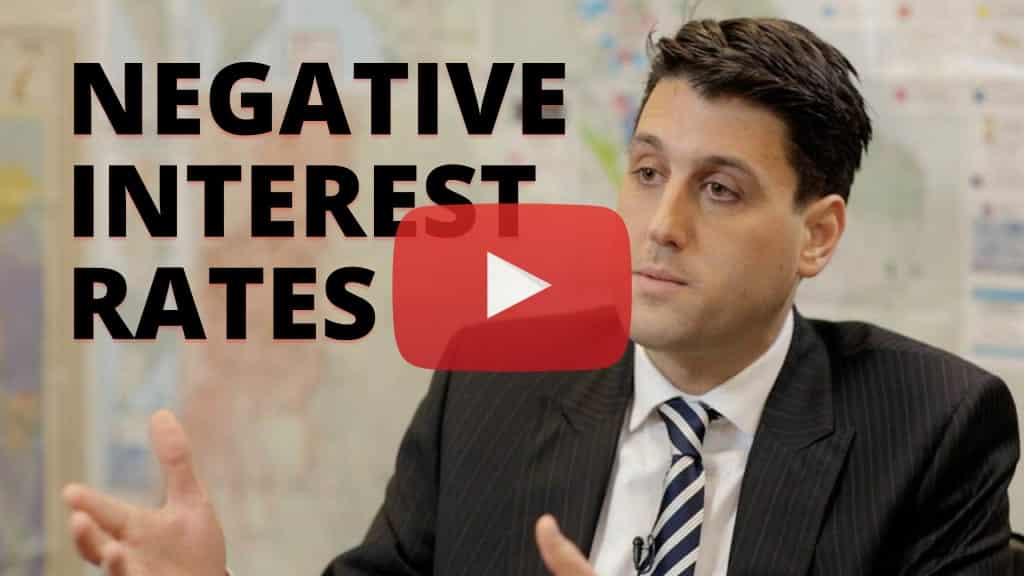 Negative Interest Rates Video