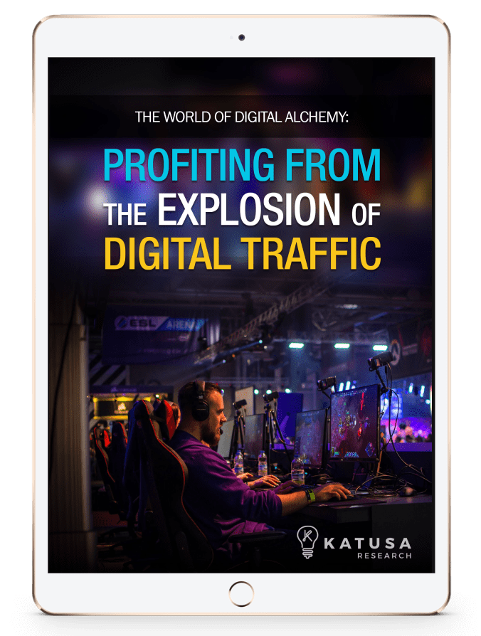 Profiting from the Explosion of Digital Traffic iPad Mockup