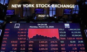 market crash 2020