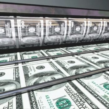 us dollar printing